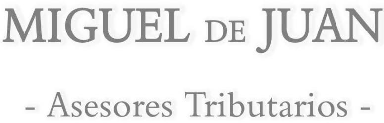 Miguel de Juan Asesores Tributarios